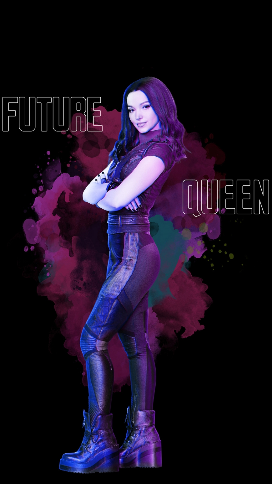 Disney Descendants 3 mobile phone wallpapers