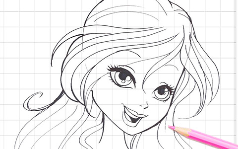 Winx Club season 8 coloring pages