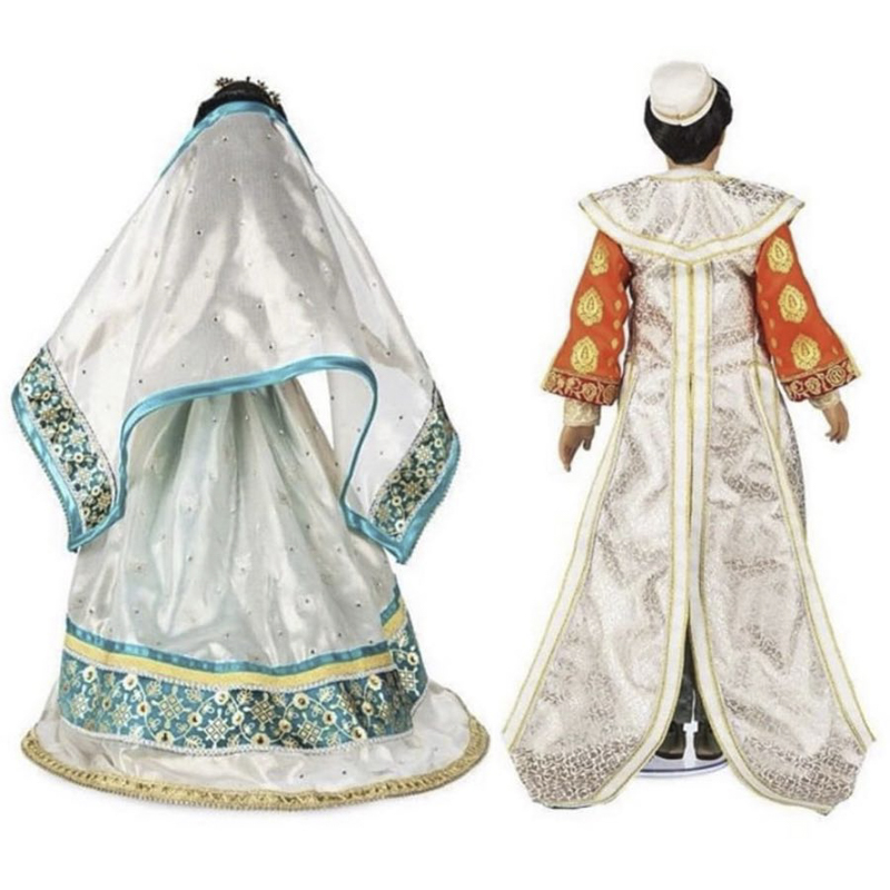 Aladdin Live action limited doll platinum set