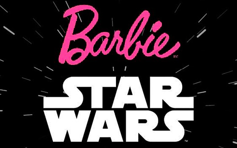 Star Wars Barbie dolls are anonced by Mattel!