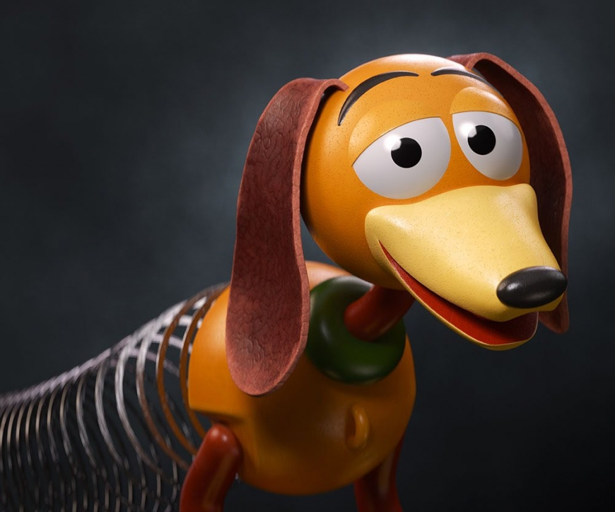 Toy Story 4 new portrait pictures of main characters
