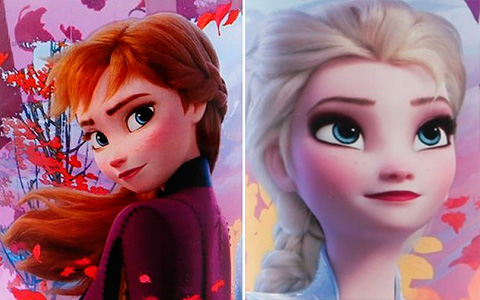 New pictures from Frozen 2, bonus concept art that probably can be for Anna's wedding