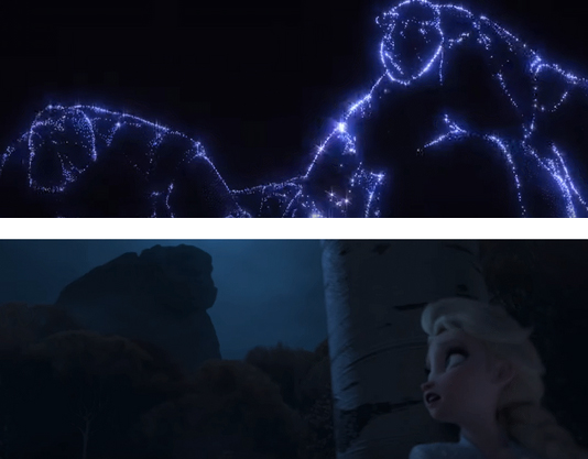 Frozen 2 interesting details of the new trailer