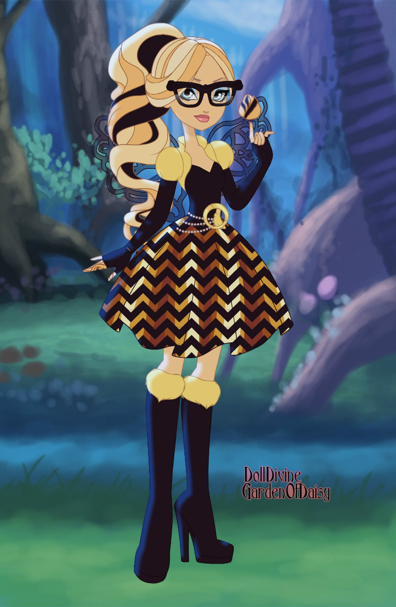 Miraculous Ladybug in Ever after High style