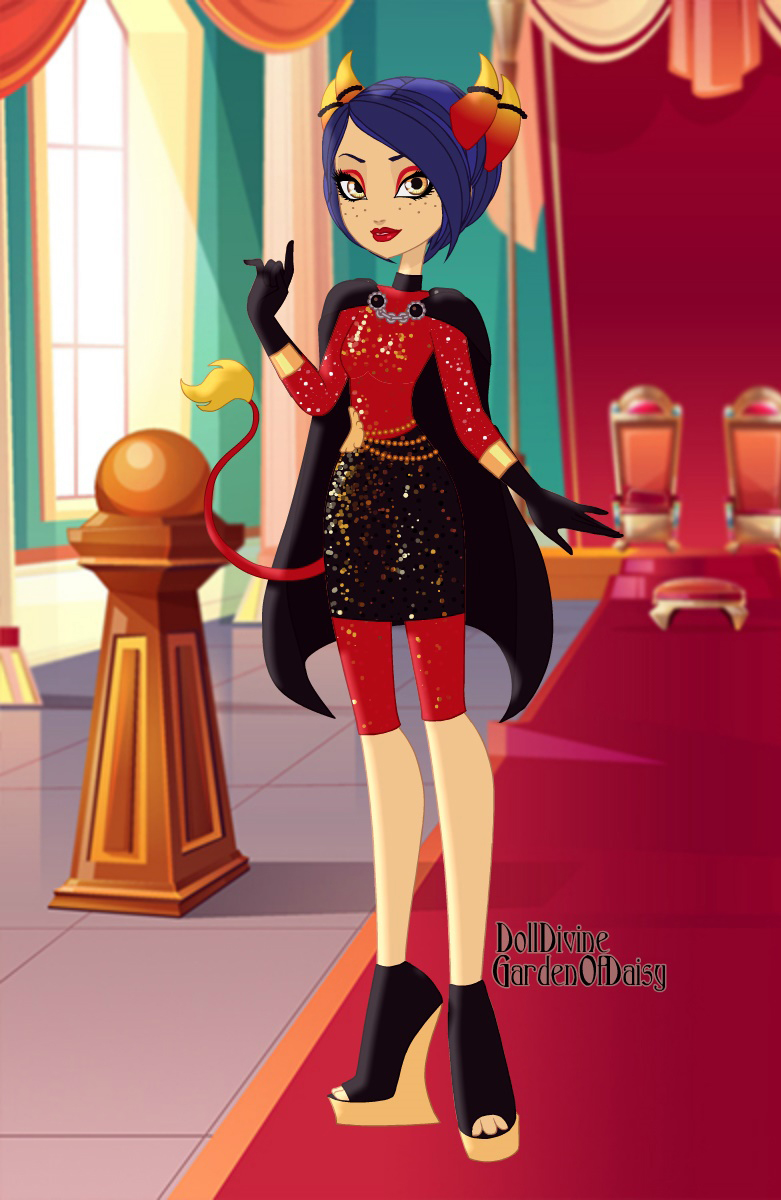 Dragon Kagami Ever After High