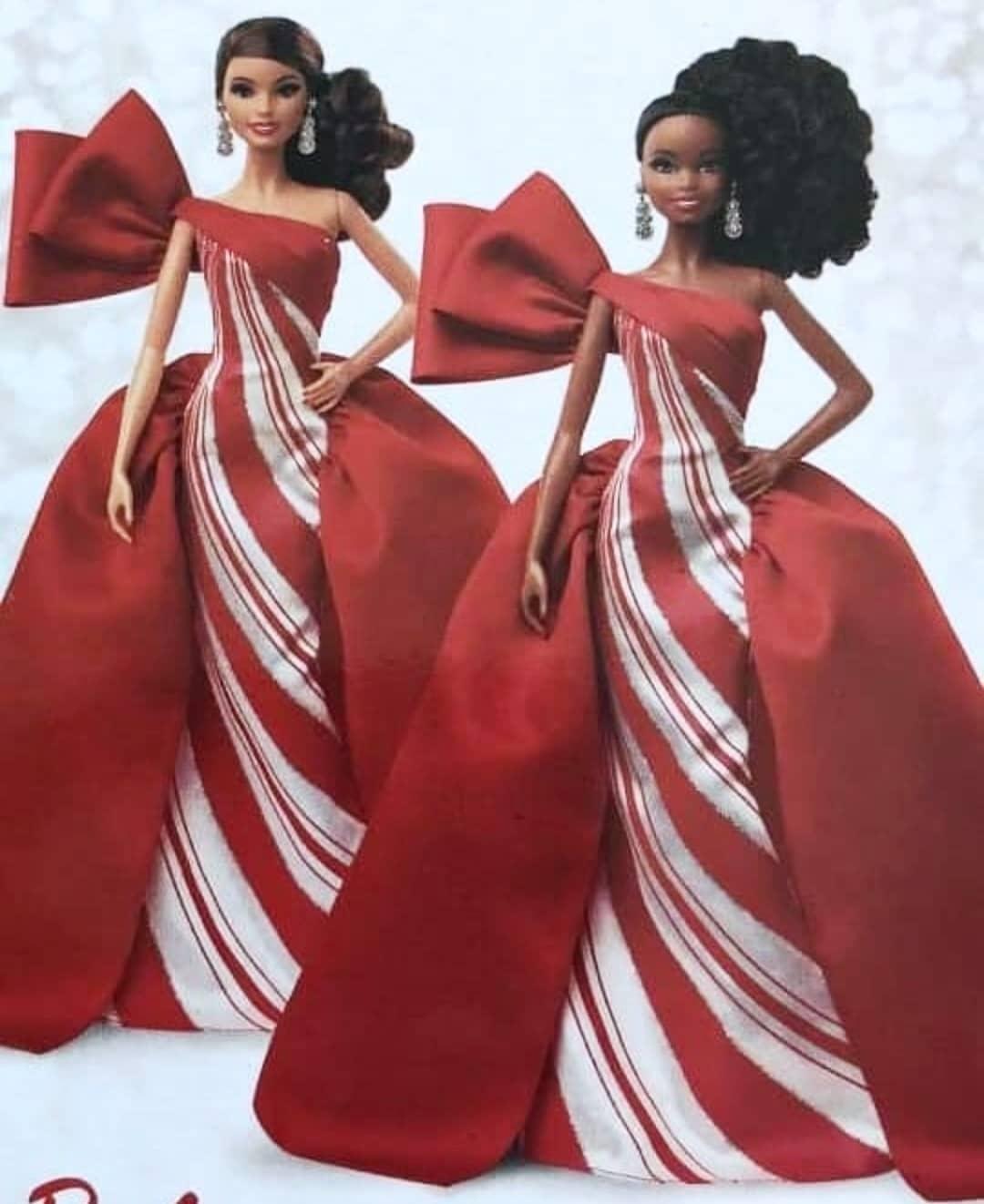 Mattel 2019 Holiday Barbie Doll