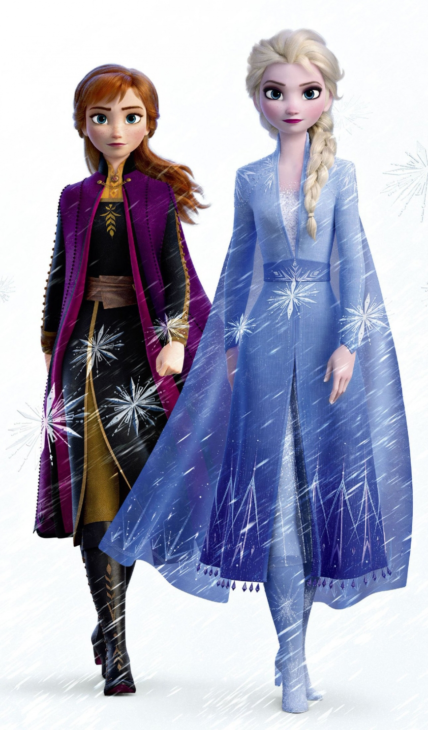 Frozen 2 Elsa and Anna big image