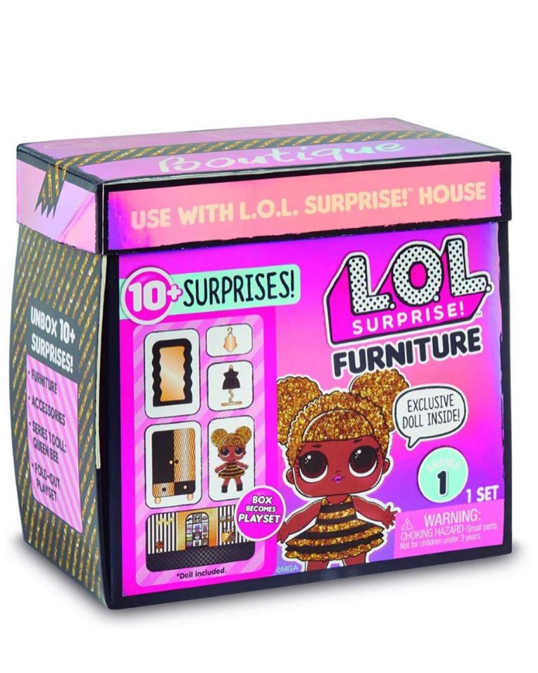 L.O.L. Surprise! Furniture set