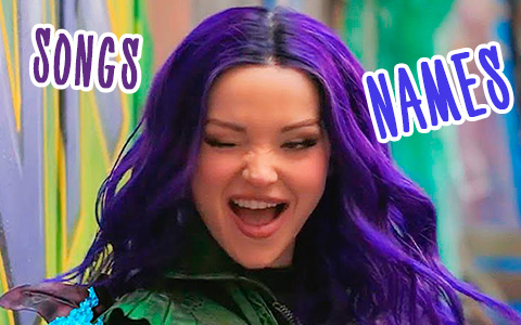 Disney Descendants 3 news: names of the songs, new pictures and video with Audrey
