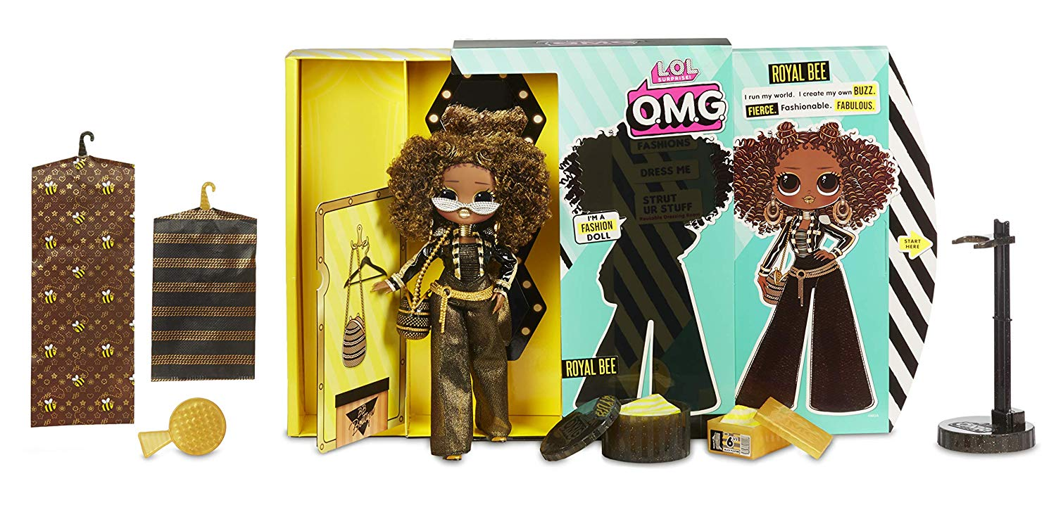 Lol Surprise Releases Big Fashion Dolls In 2019 L O L Omg Collection Youloveit Com