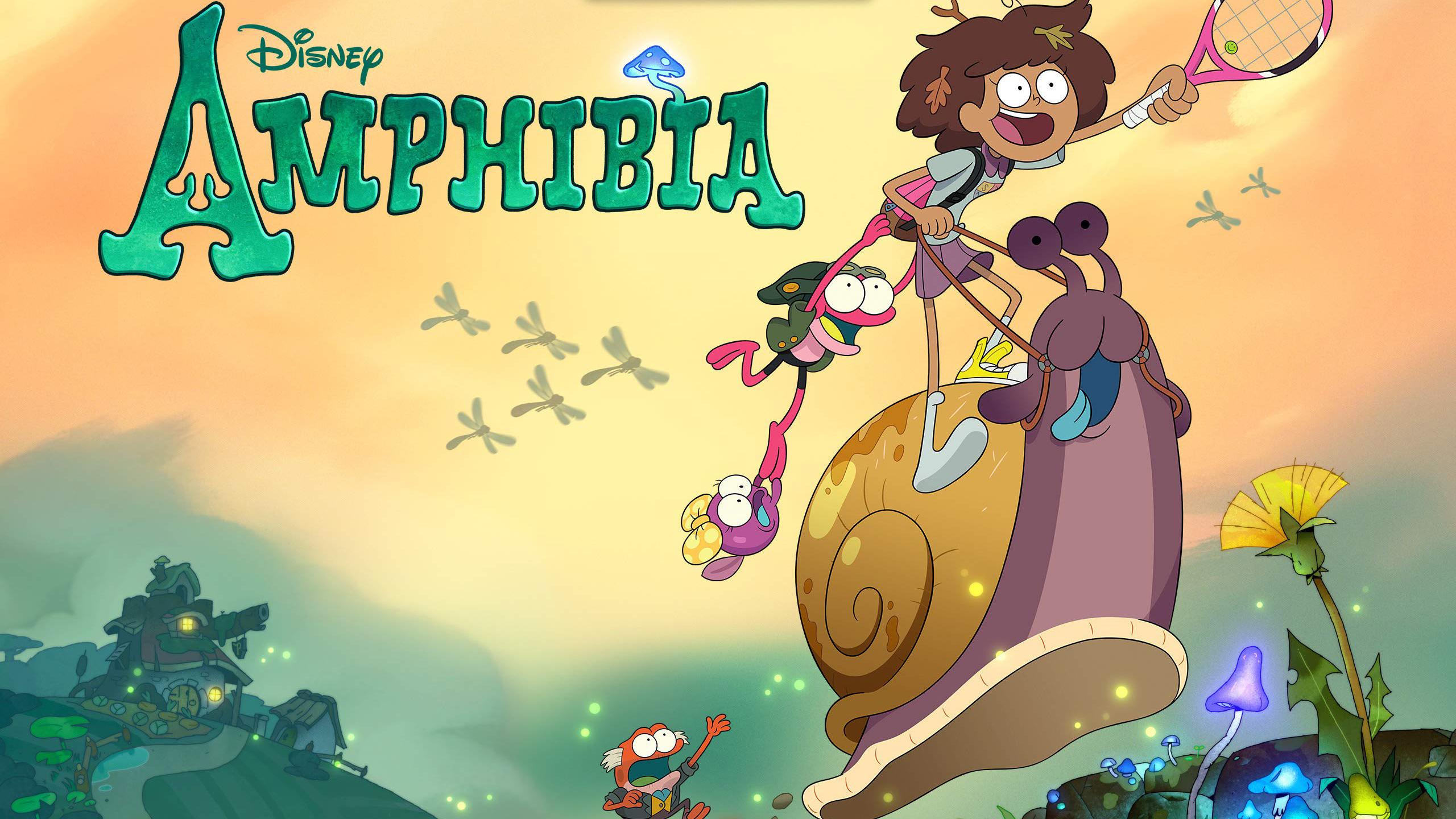 Disney Amphibia Desktop Wallpapers Youloveit Com