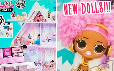 Lol Surprise Omg Bon Bon Family Pack 2020 Exclusive Doll Set Youloveit Com