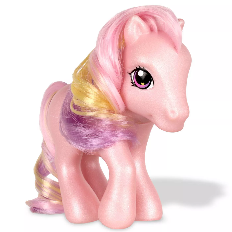 My Little Pony Retro Classic Generation 3 - Fluttershy 2019