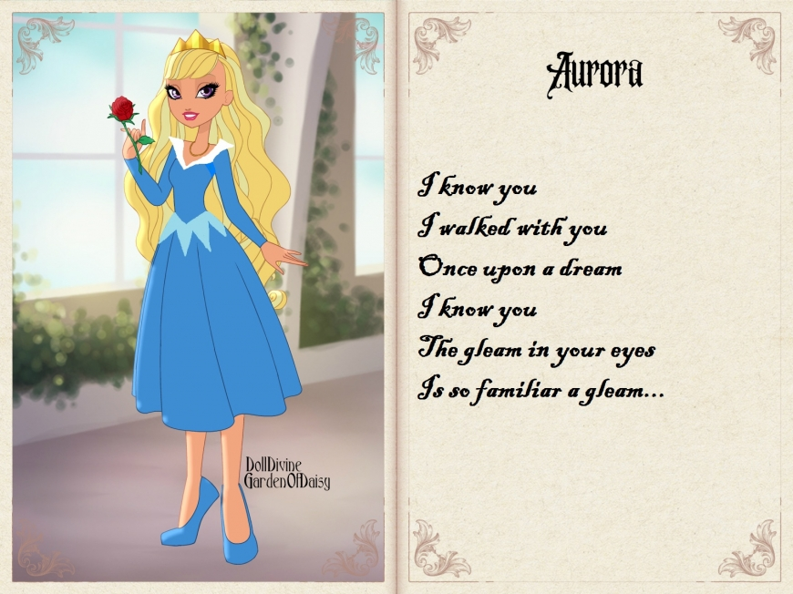 Aurora in Ever After High