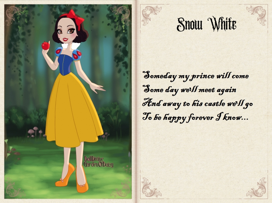 Snow White in Ever After High