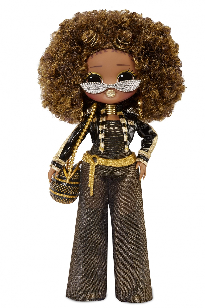LOL Surprise OMG Royal Bee Fashion Doll