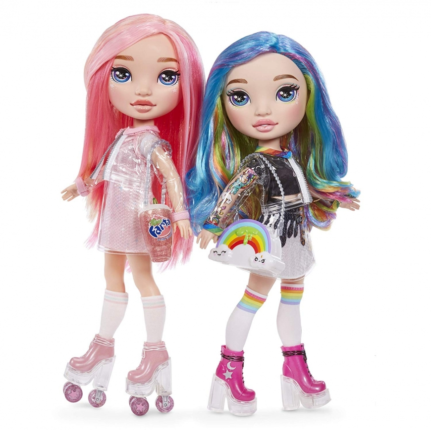 Poopsie Rainbow Surprise girls Slime Fashion Rainbow or Pink doll