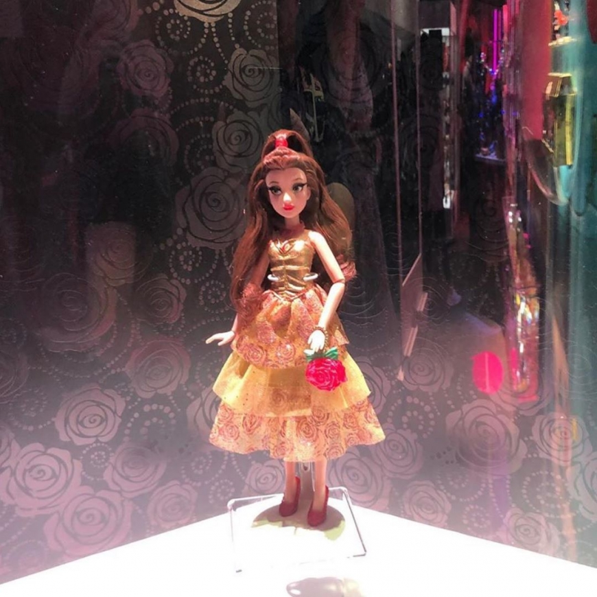 Disney Princess hasbro Style Series dolls Belle