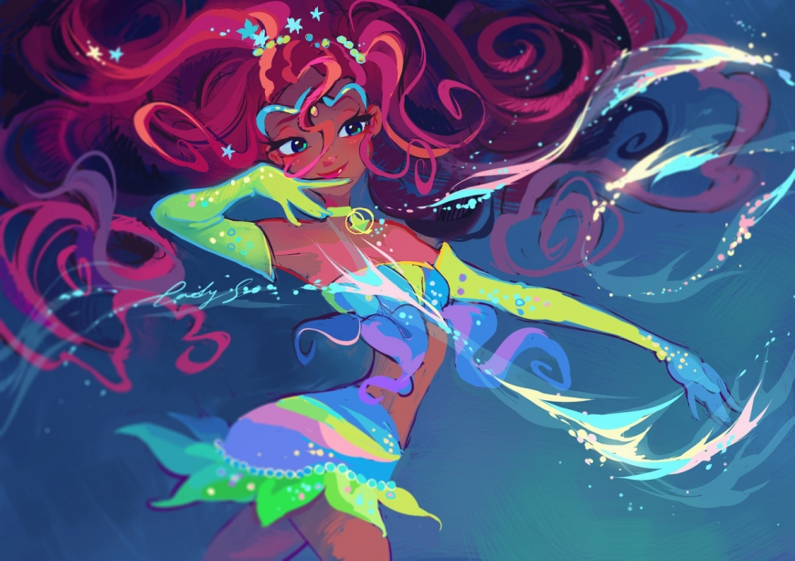 Winx Club Enchantix transformation beautiful art pictures