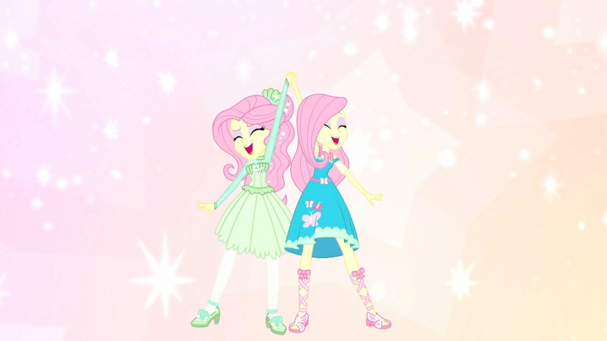 Fluttershy new cute mermaid outfit