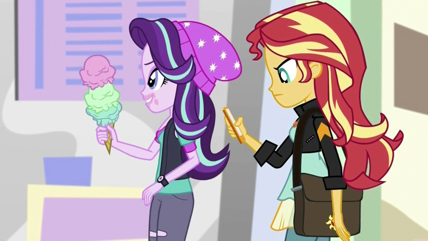 Starlight Glimmer in Equestria Girls