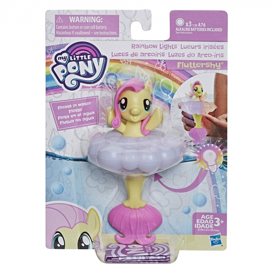 Floating Water-Play My Little Pony Toys with lights