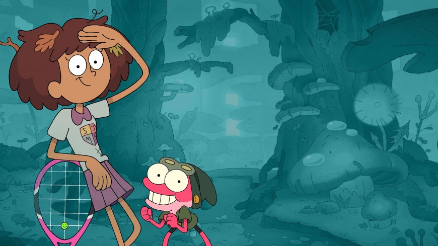 Disney Amphibia desktop hd wallpapers pictures