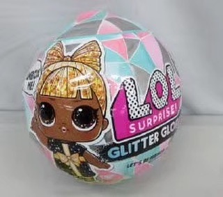 LOL Surprise Winter Disco Glitter Globe