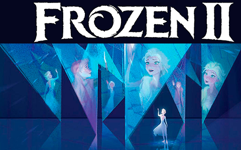 The Art of Frozen 2 book finally shows it's cover art