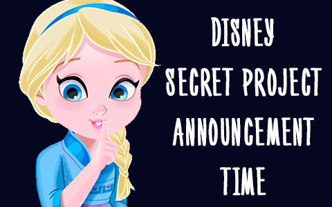 D23 Disney secret project announcement time is coming