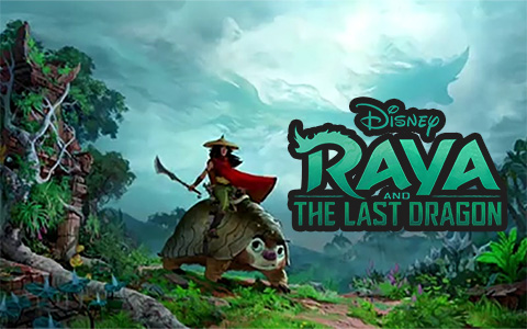 Disney's next animate movie - Raya and The Last Dragon. Hype for new Disney Princess?