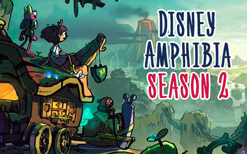 Disney Amphibia season 2 first image