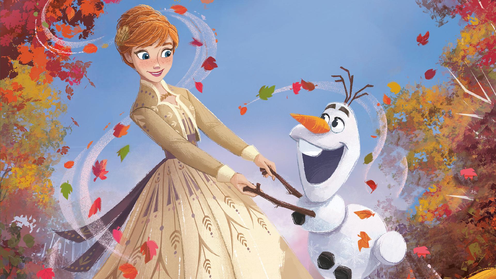 Frozen 2 Desktop Hd Wallpapers Youloveitcom