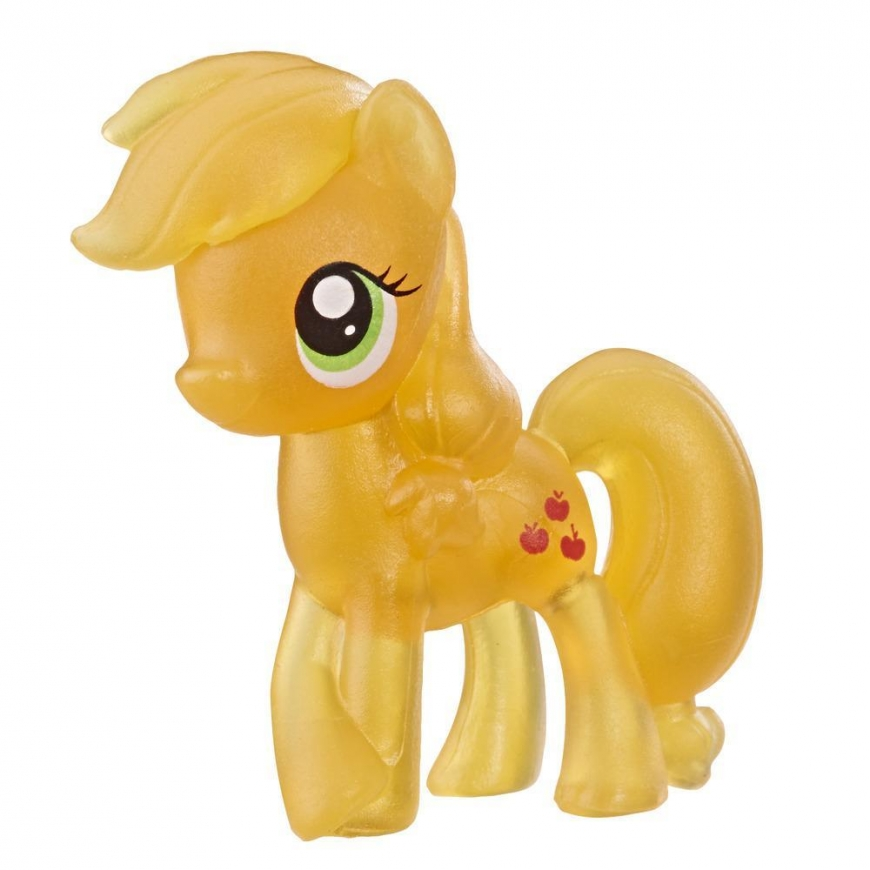 New My Little Pony Mini Figure toy Applejack 2019