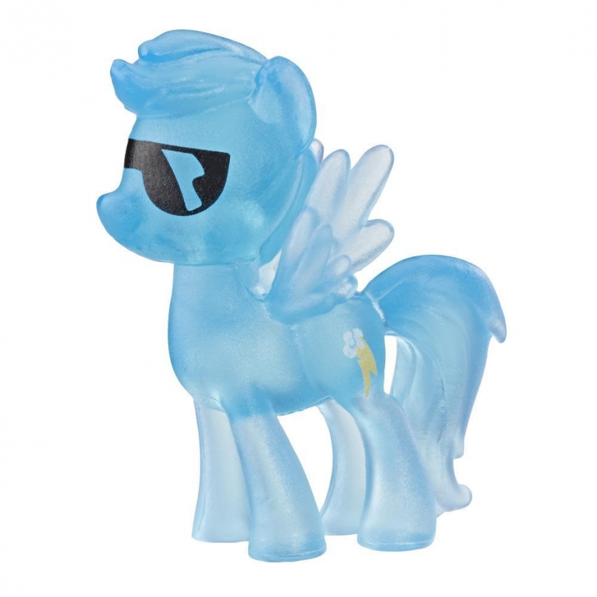New My Little Pony Mini Figure toy Rainbow Dash 2019