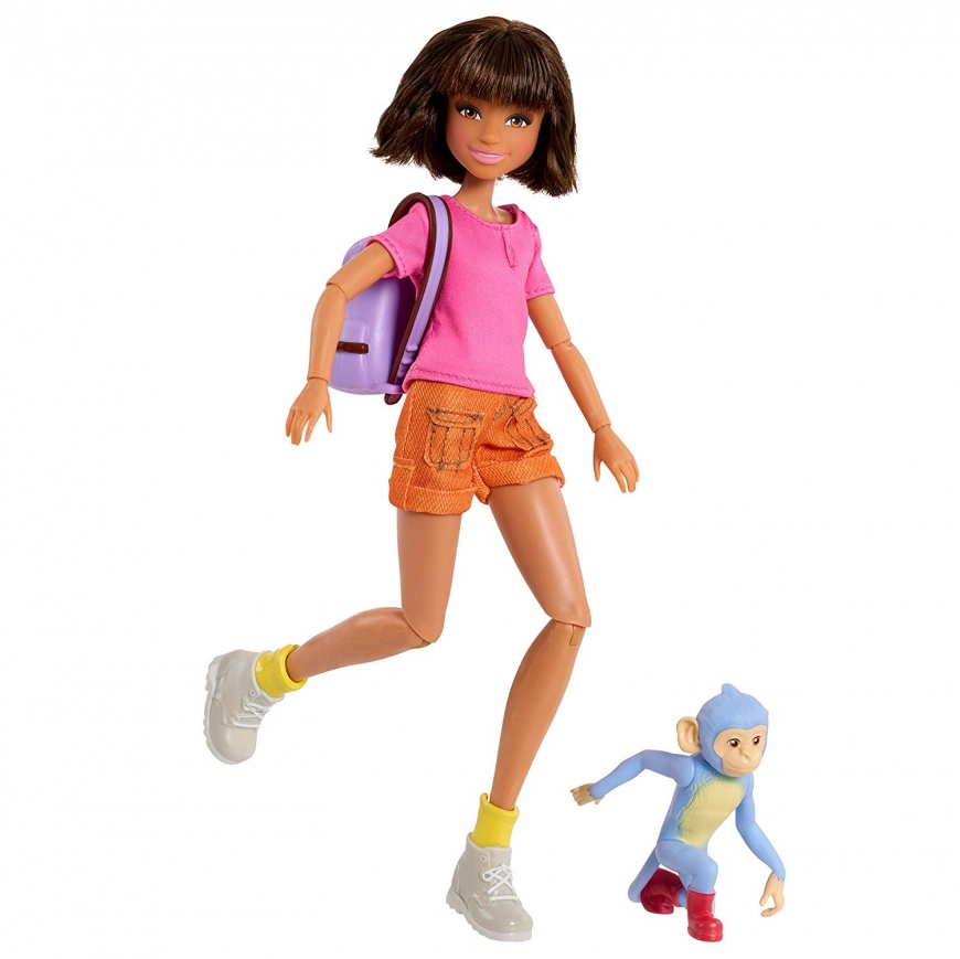 Dora and the Lost City of Gold articulated doll