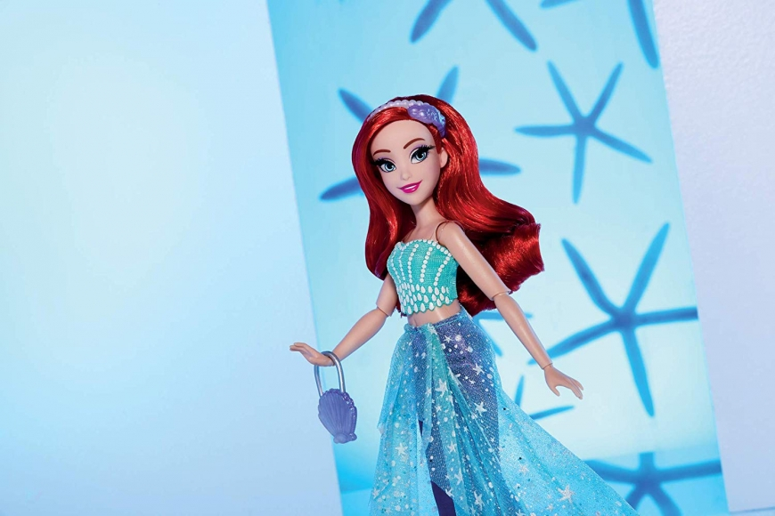 Disney Princess Style Series Ariel and Belle dolls are in stock now!