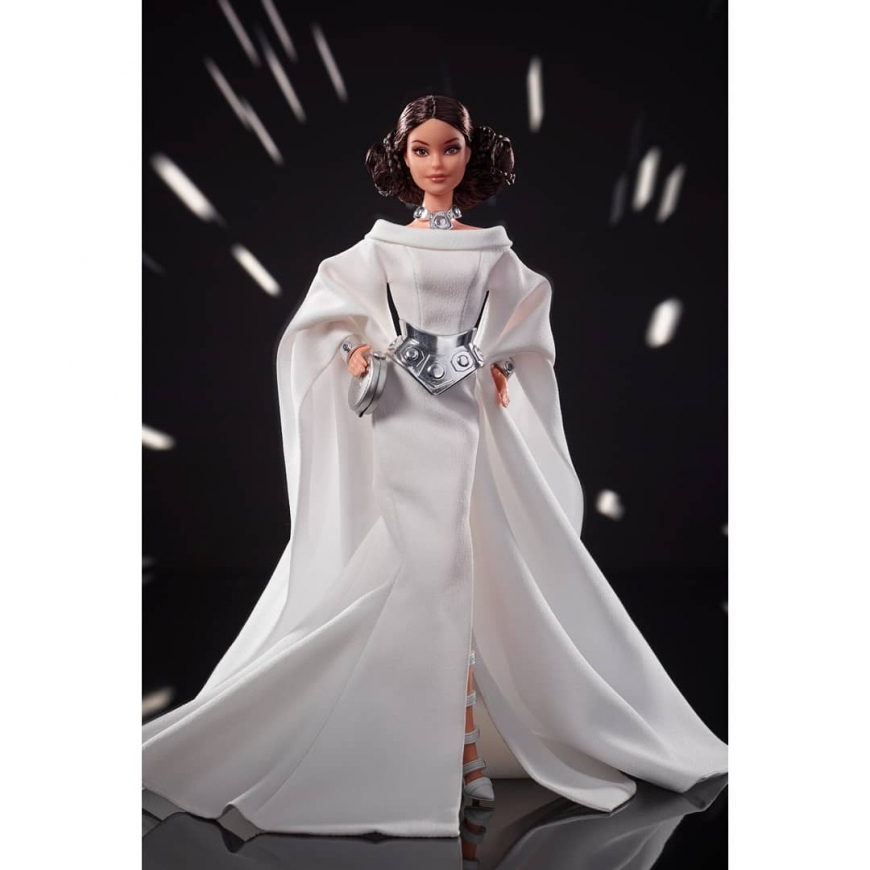Star Wars Princess Leia Barbie 2019 doll