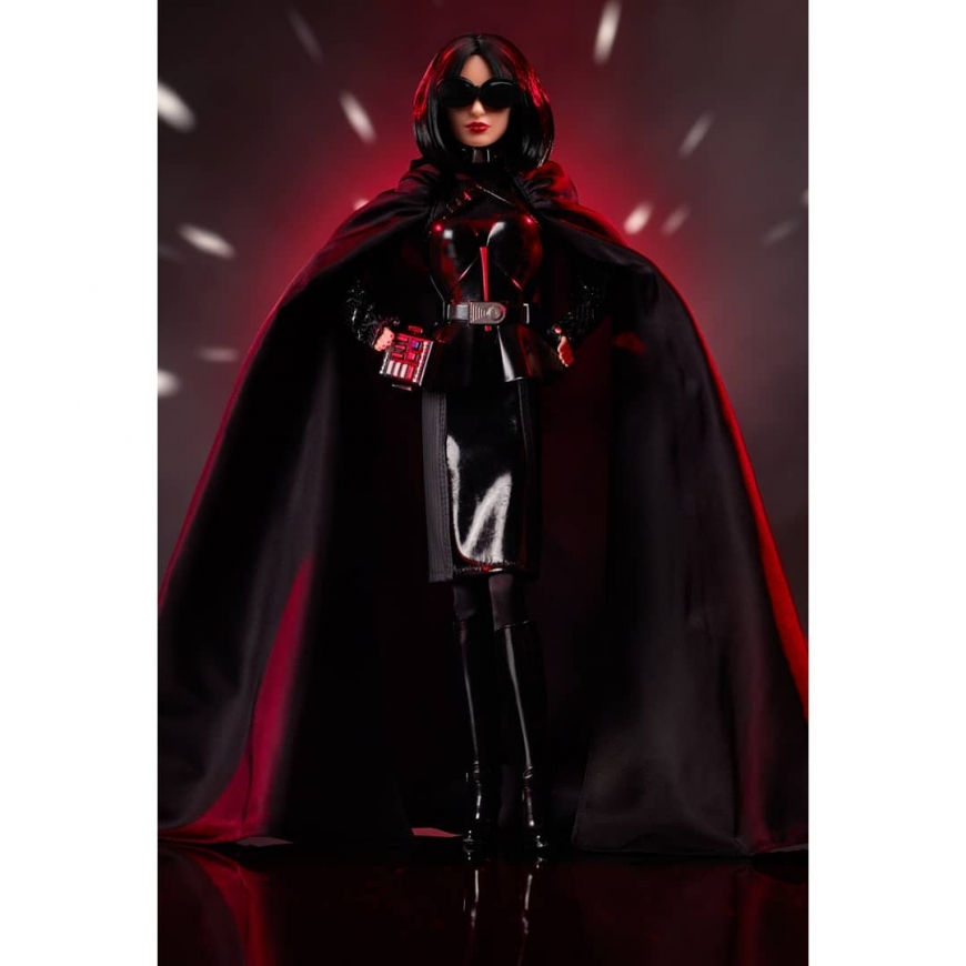 Star Wars Darth Wader Barbie doll