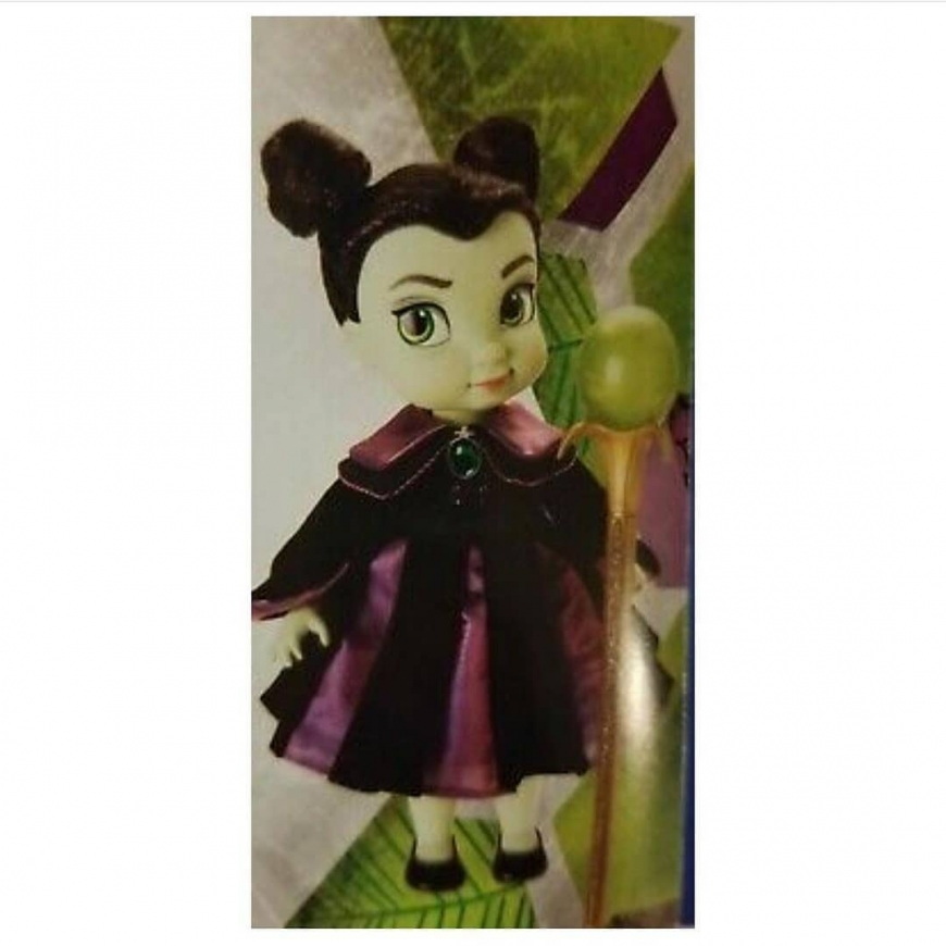 Maleficent and Ursula Disney Animators Collection