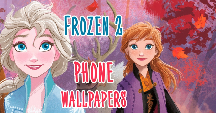 Frozen 2 Phone Wallpapers