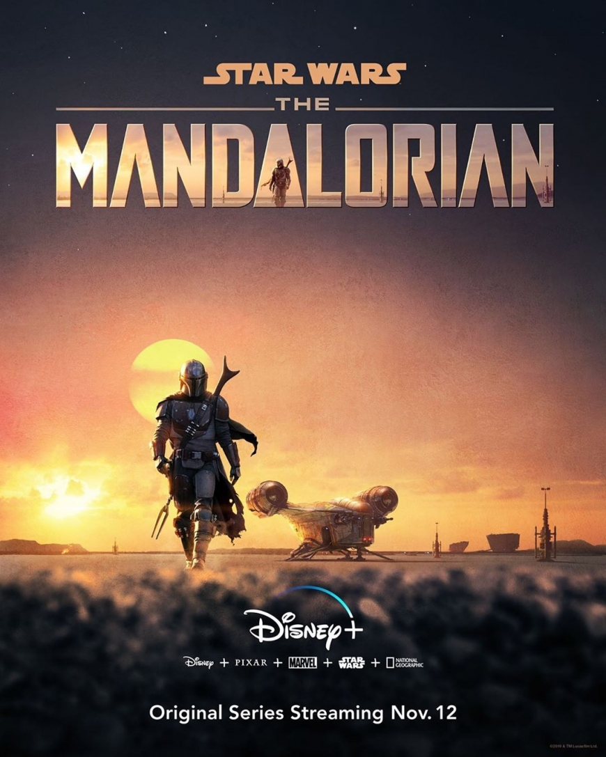 Disney + movies and series announcements: The Mandalorian, One Day At Disney, Noelle and more