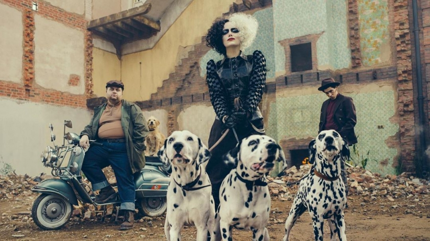 Disney Cruella 2021 movie