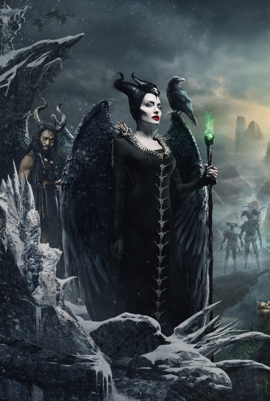 Maleficent 2: Maleficent and Connal