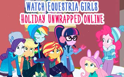 New Winter Special of Equestria Girls Holiday Unwrapped has premiered and you can watch it online, but in Ukrainian.