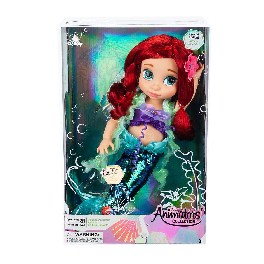 Disney Animators/' Collection Ariel Doll 15/'/'