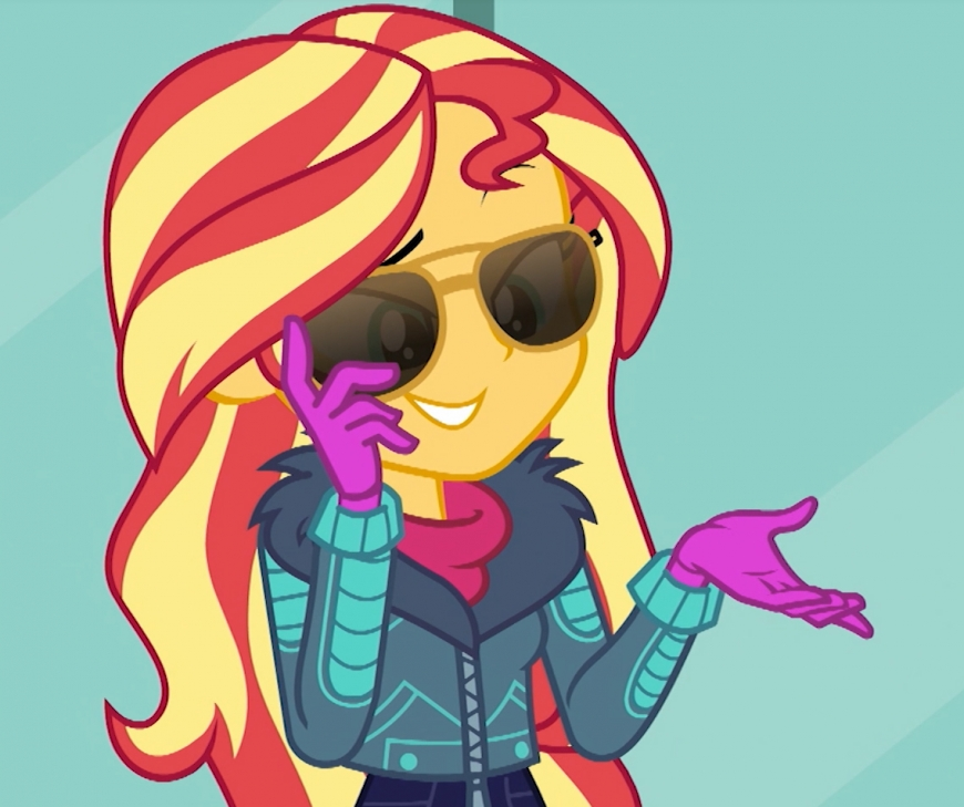 Equestria Girls Holiday Unwrapped images of girls in new winter outfits