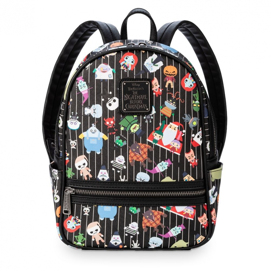 Disney The Nightmare Before Christmas Mini Backpack by Loungefly