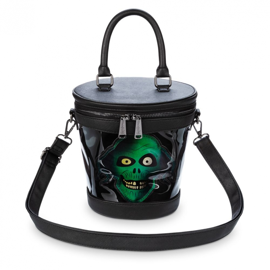 Hatbox Ghost Satchel by Loungefly – The Haunted Mansion