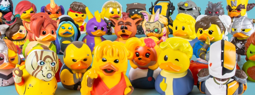 TUBBZ Cosplaying Duck Collectible toys